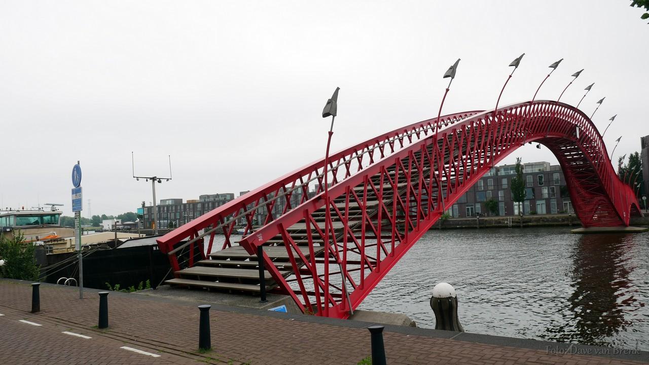 Wandelen door Amsterdam-Oost