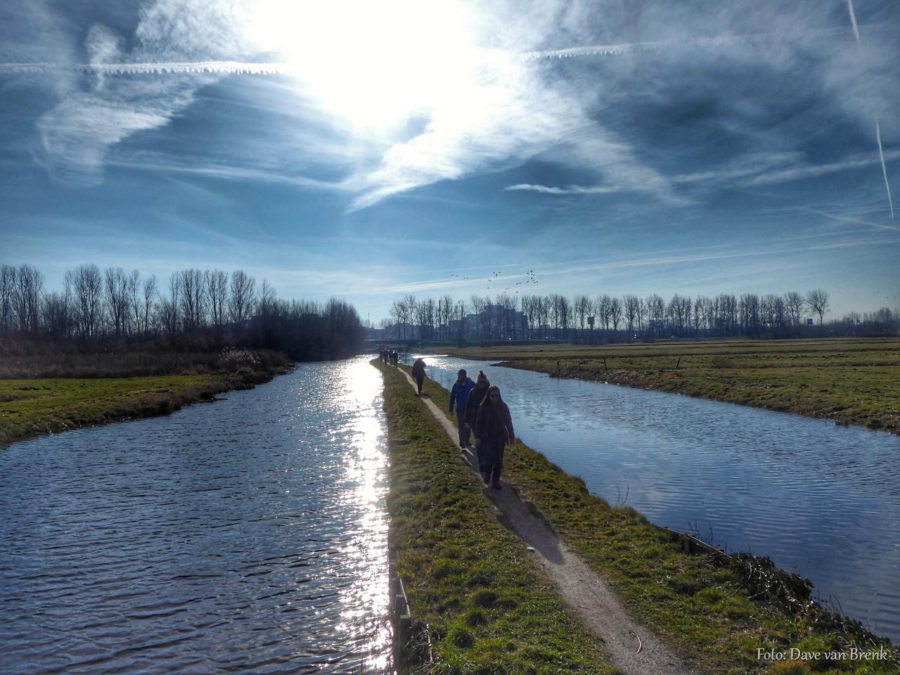 Gouda, Winterdijk en Gouwe